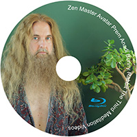 Zen Master Bunny Rabbit meditation videos on Blu-ray disc